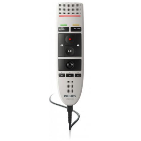 SpeechMike micrófono USB de dictado