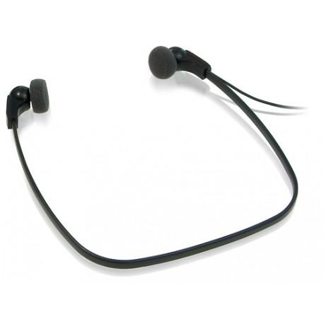 Auriculares para transcripción