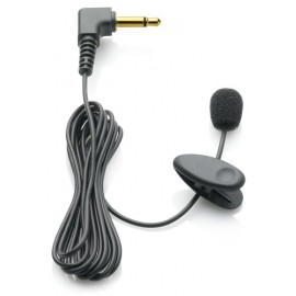 Micrófono de clip