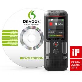DVT2710 Grabadora de Voz Digital con SW de Reconocimiento de Voz