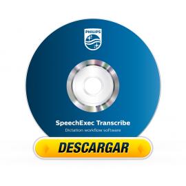 SpeechExec Transcribe 4601 Software de Transcripción Básico (solo licencia)