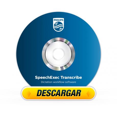 SpeechExec de transcripción básico (solo licencia)