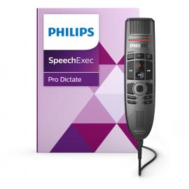 Kit de Dictado y Reconocimiento de Voz SpeechMike