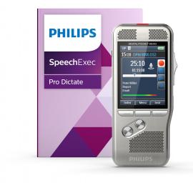 PSE8200 Kit de Dictado y Reconocimiento de Voz Pocket Memo