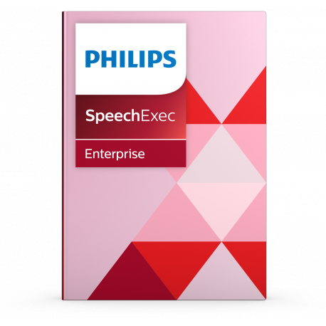 SpeechExec Enterprise 7330 Software de Flujo de Trabajo de Dictados Enterprise