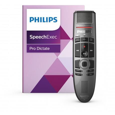 Kit de dictado y reconocimiento de voz PSE4000