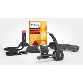 PSM6800 SpeechOne con Mando a Distancia y SpeechExec Pro Dictate