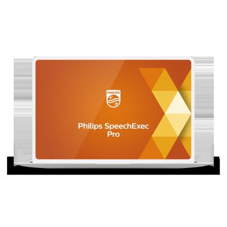 SpeechExec Pro Transcribe 4500 Software de Transcripción Profesional