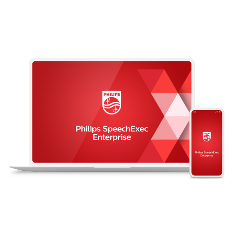 LFH7330 SpeechExec Enterprise Software Avanzado de Flujo de Trabajo de Dictados