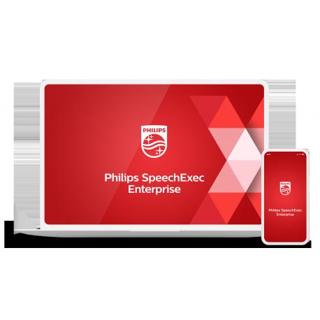 SpeechExec Enterprise 7330 Software de Flujo de Trabajo de Dictados Enterprise