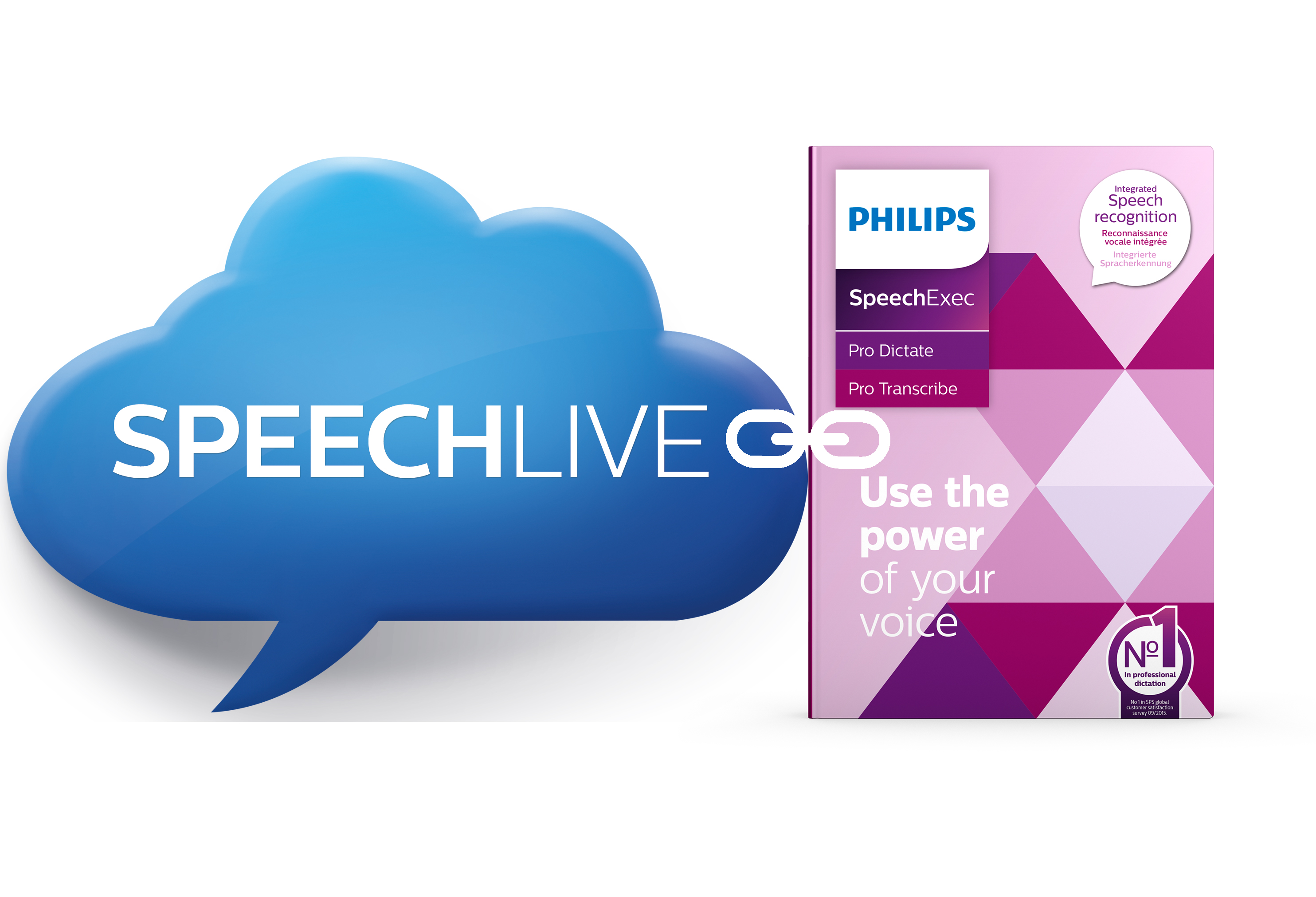 Philips SpeechLive Ilimitado